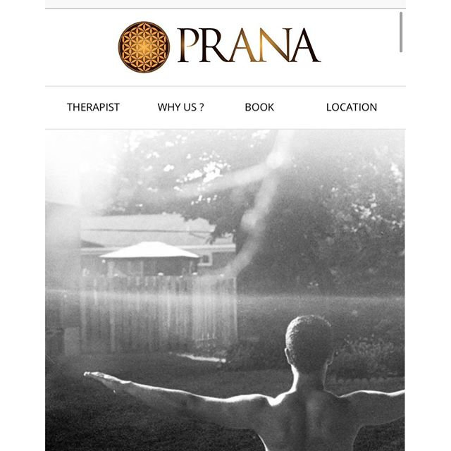Meet Sami at Pranavie massotherapie, he will be in store Saturday at our fundraising event and he has donated 1 hr massage to his studio. For more info check out: Pranavie.com @samimehanni