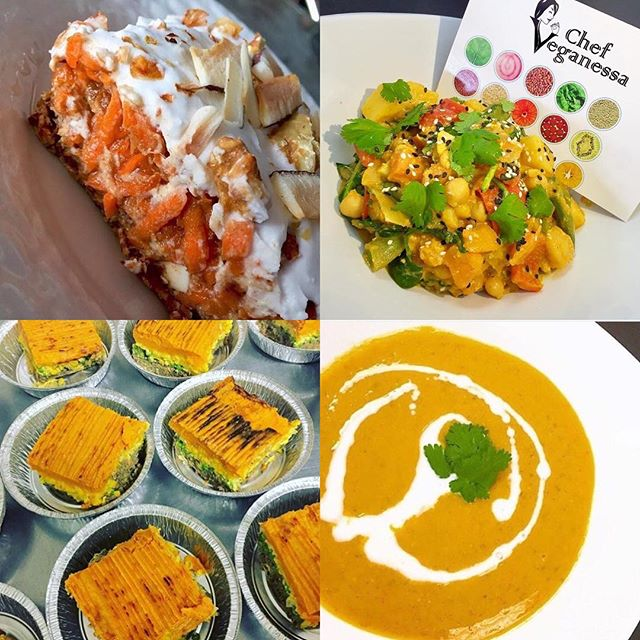 Some of the deliciousness you will find in store today #glutenfree #vegan #soyfreeoptions #dairyfree #mealstogo #plantbased #plantbased #plantprotein
