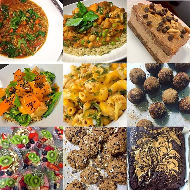 We are back today and stocked up with your favourite go to healthy meals, snacks and guilt free desserts. We have a cauliflower Mac not cheeze, tofu peanut sauté and North Indian curry as main dishes today. We open at 10am, see ya! #glutenfree #vegan #soyfreeoptions #cleaneating #plantbased #plantstrong #veganfoodshare #vegansofinstagram #dairyfree #mtlvegan