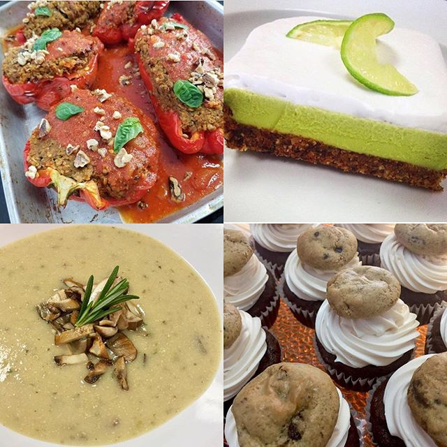 Just some of the deliciousness you can find in store today #glutenfree #vegan #dairyfree #mealstogo #cleaneating #plantbased #whatveganseat
